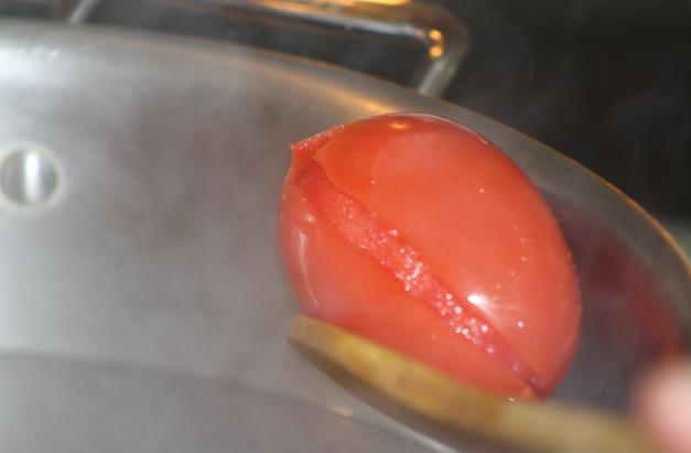 Tomato peeling1