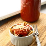 Thumbnail image for Roasted Bell Pepper and Tomato Sauce