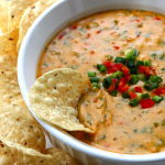 Thumbnail image for Chile Con Queso aka Tex-Mex Style Nacho Cheese Dip