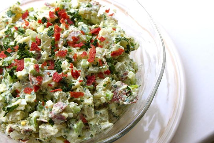 Caribbean-Style Chicken Salad Recipe — Dishmaps