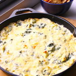Thumbnail image for Healthier Spinach and Artichoke Dip