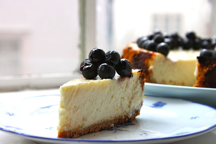 Rich's Light New York Cheesecake | Feast on the Cheap