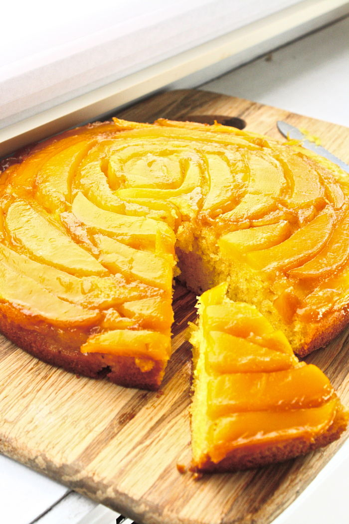 pineapple upside down cake mango upside down cake wide uncropped jpeg ...