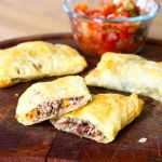 Thumbnail image for Empanadas Stuffed with Lamb, Sweet Potatoes, and Montrachet