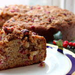 Thumbnail image for Cranberry-Almond Coffee Cake