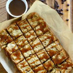 Thumbnail image for Pretzel Blondies with Salted Caramel