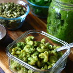Thumbnail image for Pumpkin Seed and Spinach Pesto