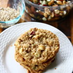 Thumbnail image for Chewy White Chocolate Oatmeal Trail Mix Cookies