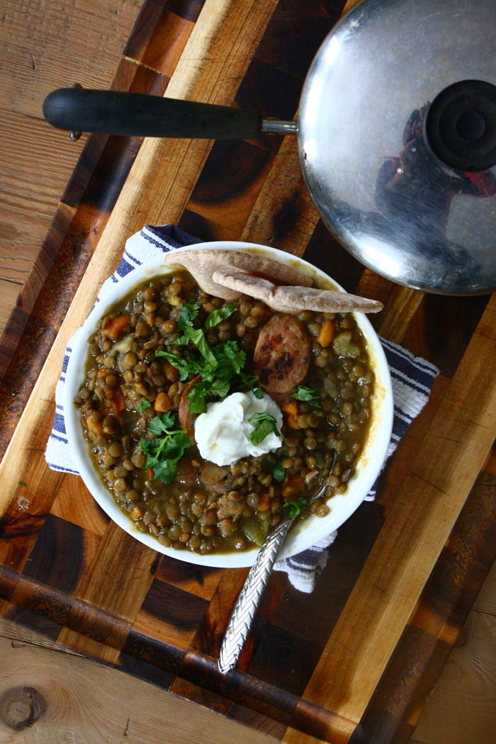 Lentil & Sweet Potato Stew Recipes — Dishmaps