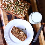 Thumbnail image for Oatmeal Applesauce Banana Bread