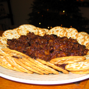 Valerie's Fig and Olive Tapenade with Sun-Dried Tomatoes