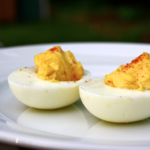 Old Fashioned Deviled Eggs