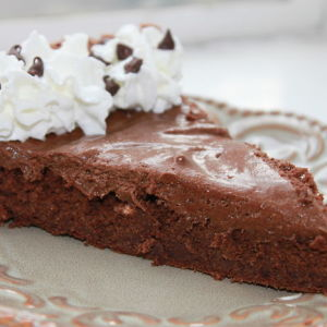 Gluten-Free Chocolate Mousse Cake