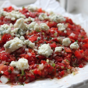 Monday Night Salad ala The Palm Restaurant
