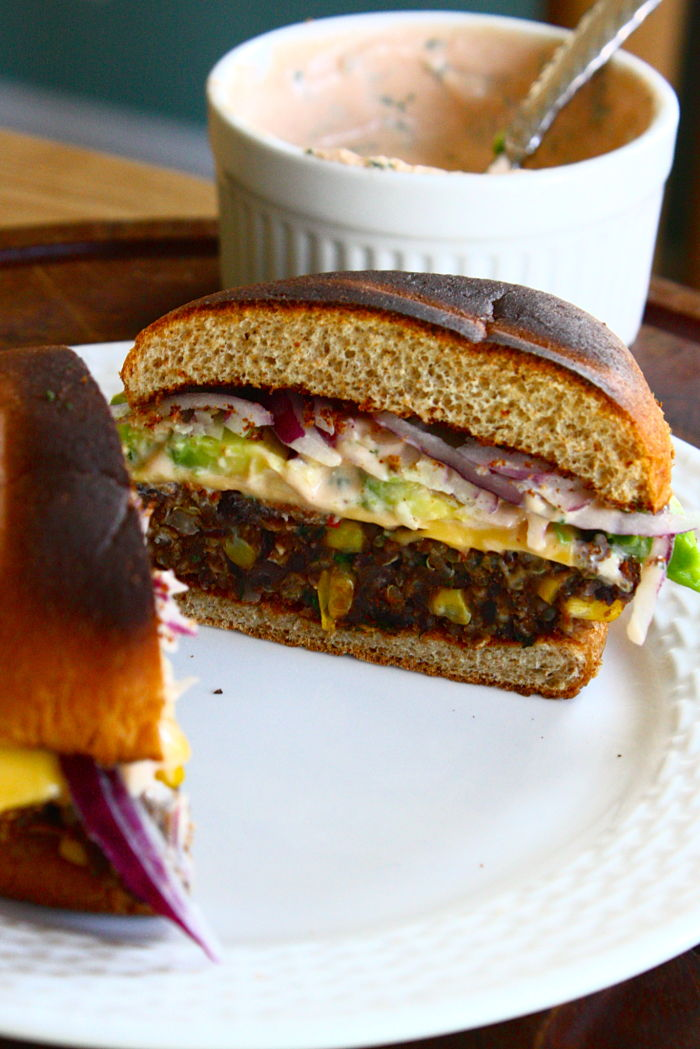 black bean veggie burgers_opt