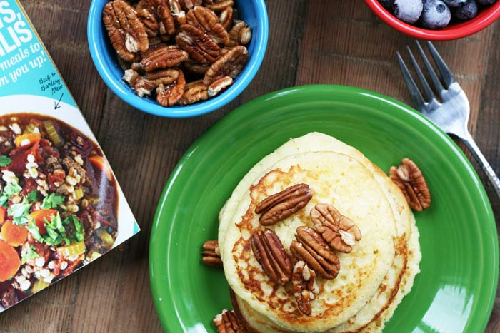 Yeast-Pancakes-Flappers-Recipe